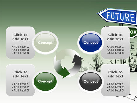 Future Ahead PowerPoint Template Slide 9