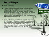 Future Ahead PowerPoint Template#2