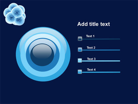 Cell Division PowerPoint Template Slide 9