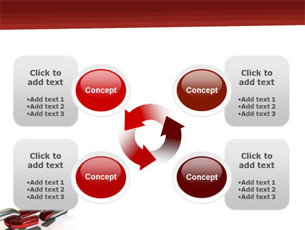 Weak Link PowerPoint Template Slide 9