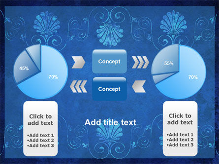 Indigo Theme PowerPoint Template Slide 11