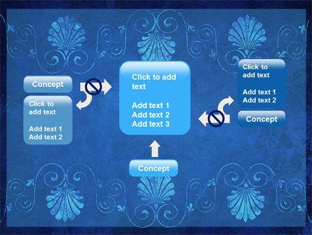 Indigo Theme PowerPoint Template Slide 13