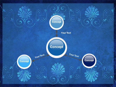Indigo Theme PowerPoint Template Slide 14