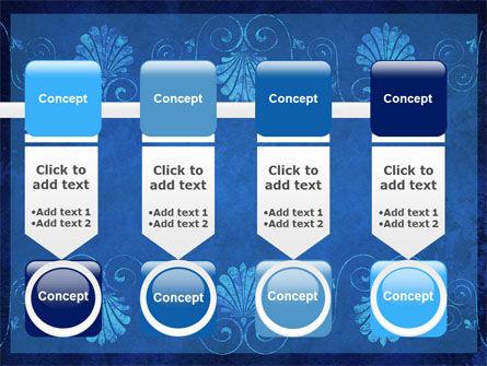 Indigo Theme PowerPoint Template Slide 18