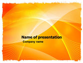 Abstract/Textures: Modelo do PowerPoint - projeto alaranjado da arte #05957