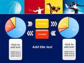 Summer Sport PowerPoint Template#11
