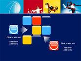 Summer Sport PowerPoint Template#16