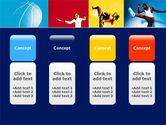 Summer Sport PowerPoint Template#5
