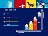 Summer Sport PowerPoint Template#8