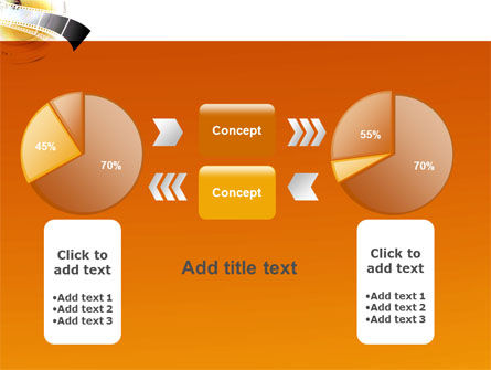 Movie Film PowerPoint Template Slide 16