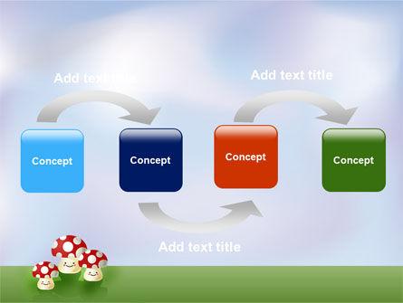 Death Cap PowerPoint Template, Slide 4, 05965, Education & Training — PoweredTemplate.com