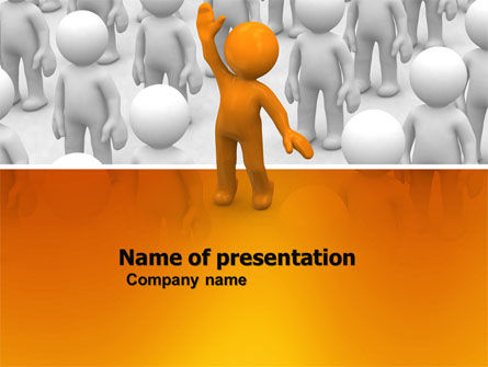 Education & Training: Modelo do PowerPoint - vencedor #05968