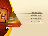 E-Commerce PowerPoint Template#4