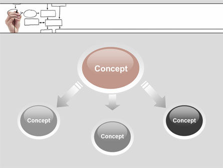 Database Architecture PowerPoint Template, Slide 4, 05972, Technology and Science — PoweredTemplate.com