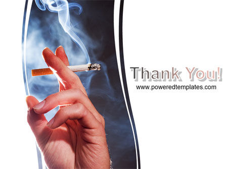Quitting Smoking PowerPoint Template Slide 20