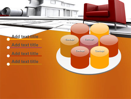 Visualization Of House Draft Free PowerPoint Template Slide 12