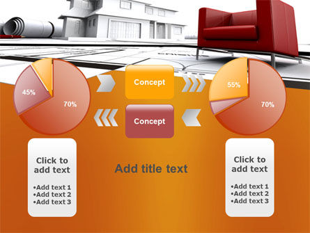 Visualization Of House Draft Free PowerPoint Template Slide 16
