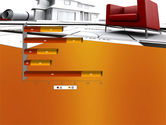 Visualization Of House Draft Free PowerPoint Template#11