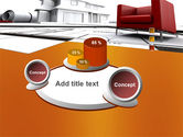 Visualization Of House Draft Free PowerPoint Template#6
