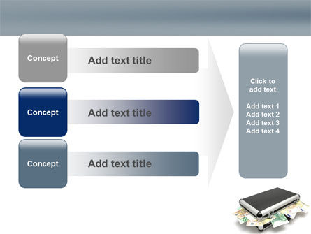 Euro Depository PowerPoint Template Slide 12