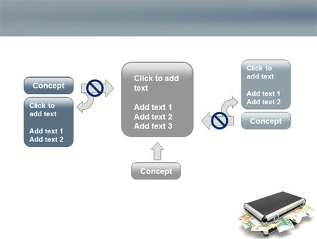 Euro Depository PowerPoint Template Slide 13