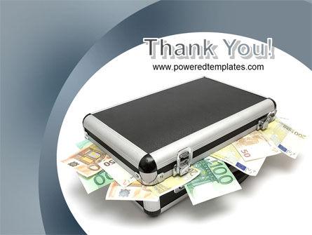 Euro Depository PowerPoint Template Slide 20