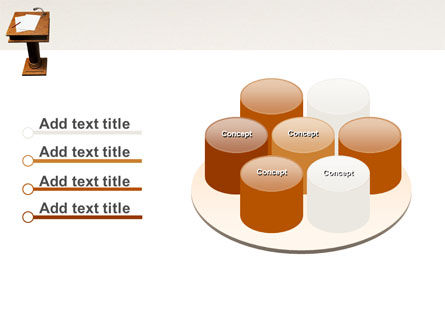 Tribune PowerPoint Template Slide 12