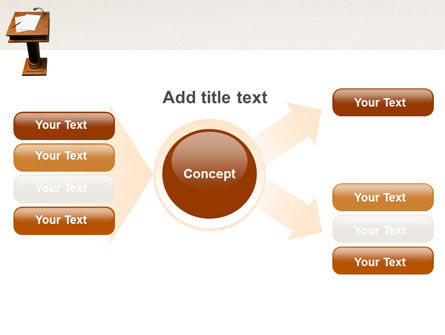 Tribune PowerPoint Template Slide 15