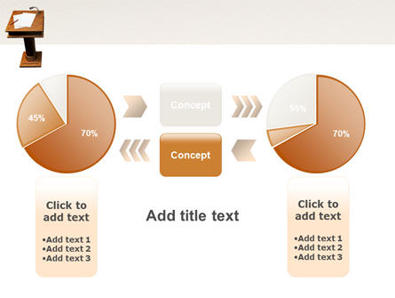 Tribune PowerPoint Template Slide 16