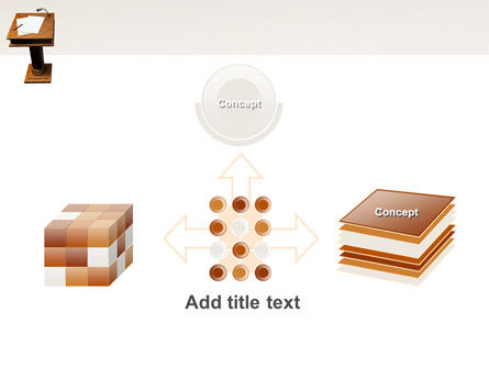 Tribune PowerPoint Template Slide 19