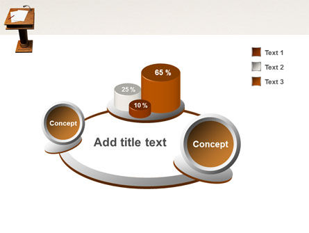 Tribune PowerPoint Template Slide 6