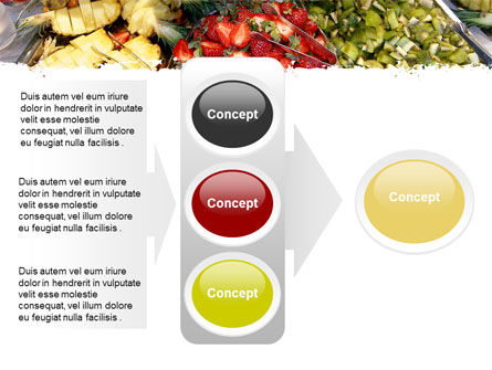 Exotic Fruits PowerPoint Template Slide 11