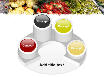 Exotic Fruits PowerPoint Template Slide 12