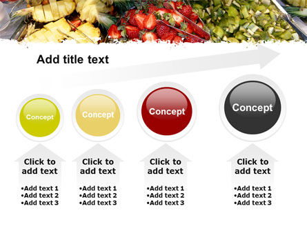Exotic Fruits PowerPoint Template Slide 13