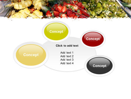 Exotic Fruits PowerPoint Template Slide 16
