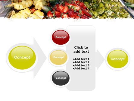Exotic Fruits PowerPoint Template Slide 17