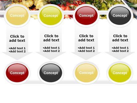 Exotic Fruits PowerPoint Template Slide 18