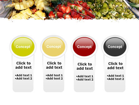 Exotic Fruits PowerPoint Template Slide 5