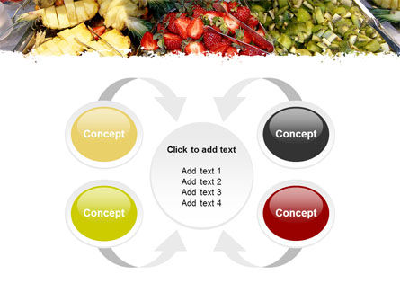 Exotic Fruits PowerPoint Template Slide 6
