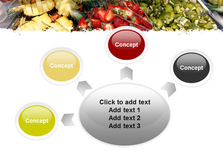 Exotic Fruits PowerPoint Template Slide 7