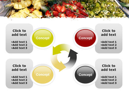 Exotic Fruits PowerPoint Template Slide 9