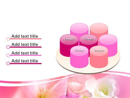Summer Flowers PowerPoint Template Slide 12