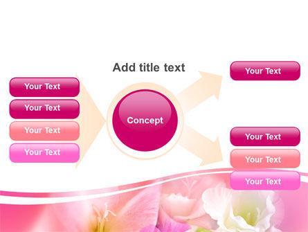 Summer Flowers PowerPoint Template Slide 15