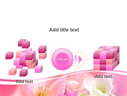 Summer Flowers PowerPoint Template Slide 17