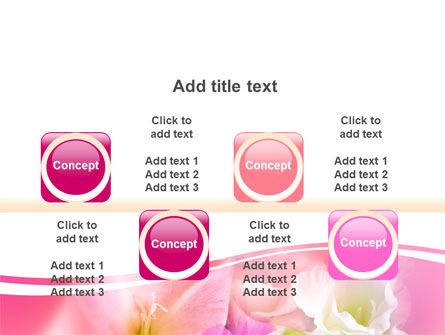 Summer Flowers PowerPoint Template Slide 18
