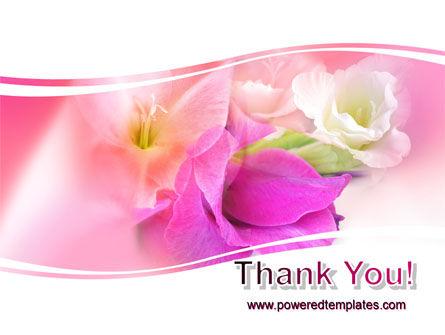 Summer Flowers PowerPoint Template Slide 20