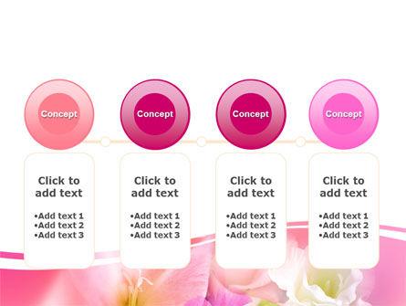 Summer Flowers PowerPoint Template Slide 5
