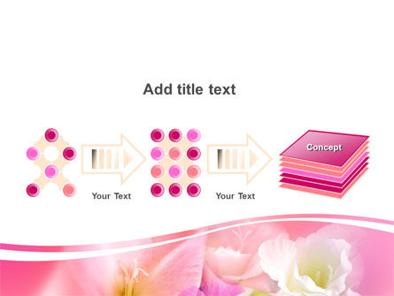 Summer Flowers PowerPoint Template Slide 9