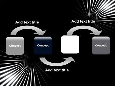 Razor PowerPoint Template, Slide 4, 05991, Abstract/Textures — PoweredTemplate.com