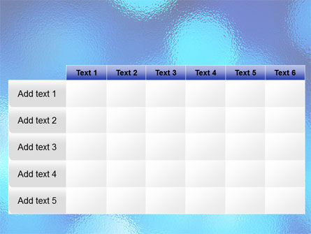 Blur PowerPoint Template Slide 15